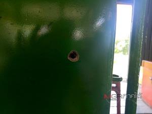 คนร้ายลอบยิงขบวนรถไฟใน จ.นราธิวาส กระสุนโดนกว่า 10 นัด