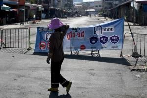 กัมพูชายกเลิกล็อกดาวน์กรุงพนมเปญ แม้ยอดผู้ติดเชื้อรายวันพุ่งกว่า 800 คน
