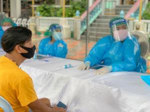 สั่ง 50 เขตตั้งศูนย์ประสานงานค้นหาผู้ป่วยเชิงรุกในชุมชนเร่งส่งเข้าระบบการรักษา