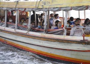 ศึกชิงเจ้าสายน้ำ เรือด่วนเจ้าพระยา VS MINE Smart Ferry