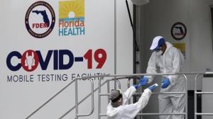 รอดูผล! ผู้ว่าฯ ฟลอริดาอาจหาญยกเลิกข้อจำกัดสกัดโควิด-19 ทั้งหมด เชื่อมั่นในวัคซีน