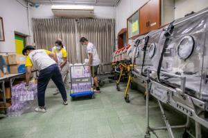 บุญรอดฯ ช่วยกว่า 70 โรงพยาบาลหลัก-สนาม สู้ภัยโควิด-19