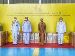 ในหลวง พระราชทานเครื่องผลิตออกซิเจนและถังบรรจุก๊าซออกซิเจน เพื่อช่วยเหลือชาวอินเดีย ในภาวะวิกฤตโควิด-19