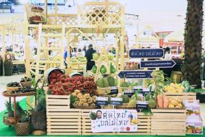 """กูร์เมต์ มาร์เก็ต และ โฮม เฟรช มาร์ท ชวนร่วมชิม ร่วมชอป ในงาน """"คัดไทย ผลไม้ไทย"""""""