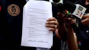 เก๋-ทนายความ แจ้งความเอาผิดบัวขาว-เกรียนคีย์บอร์ด รุมด่าปมเรียกค่าเลี้ยงดู 25 ล้านบาท