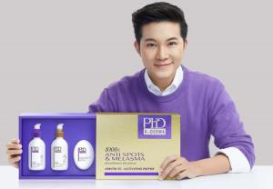 KISS จับมือ GMM O Shopping เปิดตัวแบรนด์ใหม่ 'PhD K-DERMA'