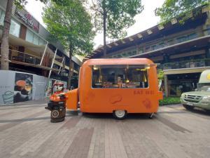 เปิดตัว A&W Food Truck
