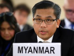 ทูตพม่าร้องคองเกรสสหรัฐฯ เพิ่มคว่ำบาตรธุรกิจ-ธนาคารรัฐบาลทหาร