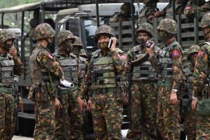 สิทธิมนุษยชนกว่า 200 กลุ่มรวมตัวร้องคณะมนตรีความมั่นคงคว่ำบาตรห้ามซื้อขายอาวุธกับพม่า