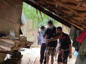สุดสลด! หลานใช้ปืนลูกซองยิงลุงแท้ๆ เสียชีวิตหลังตั้งวงดื่มเหล้ากันในป่าสวนยาง