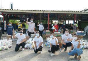 """""""สุดารัตน์"""" ขนทีมไทยสร้างไทยร่วมกู้วิกฤตคลองเตย แนะตั้งศูนย์คัดกรองเชิงรุกทั้ง 50 เขตทั่ว กทม.โดยด่วน"""