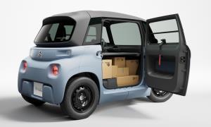 เปิดตัว Citroën My Ami Cargo รถส่งของขุมพลังไฟฟ้าดีไซน์สุดน่ารัก