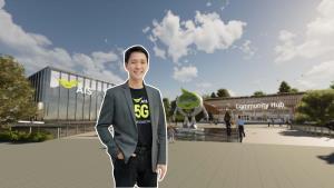 AIS เปิด 'V-Avenue.co' พัฒนา VR สู่แหล่งชอปปิ้ง มุ่งมั่นช่วยเหลือคนไทย  (Cyber Weekend)