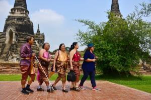 """""""นักท่องเที่ยวคนพิการ"""" ตลาดใหม่ ความท้าทายของการท่องเที่ยวไทย"""