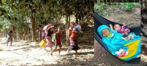 เอ็นจีโอ เรียกร้องไทยชะลอผลักดันชาวกะเหรี่ยงกลับเมียนมา ยันพม่าส่งโดรนตรวจ-บินโจมตีทุกวัน