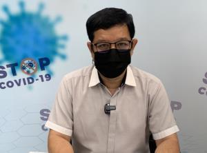 ดร.ทรงยศ คำชัย หัวหน้ากลุ่มงานควบคุมโรคติดต่อ สำนักงานสาธารณสุขจังหวัดเชียงใหม่