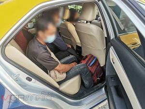 ฝ่ายความมั่นคงสกัดจับแท็กซี่หาดใหญ่ลักลอบขนชาวพม่าข้ามแดนไทย-มาเลเซีย