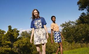 UNIQLO x Marimekko ฉลองฤดูร้อนอันสดใสด้วยดีไซน์เดนิมที่สวยงาม