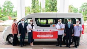 Sea ประเทศไทยดึงธุรกิจในเครือหนุนทีมแพทย์ ช่วย SME ท้องถิ่นฝ่าวิกฤต COVID-19 ระลอกใหม่