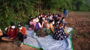 ยิ่งจับยิ่งทะลักชายแดน รวบ 49 แรงงานพม่า พร้อมผู้นำพาอีก 3 ราย