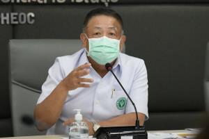 สธ.เผยไทยเข้มมาตรการสำหรับคนต่างชาติที่มาจากประเทศเสี่ยงสายพันธุ์อินเดีย เพื่อป้องกันไม่ให้ระบาดในไทย