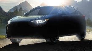 """เผยทีเซอร์ Subaru Solterra เอสยูวีไฟฟ้าพื้นฐาน """"โตโยต้า"""" เตรียมเปิดตัวเร็วๆ นี้"""