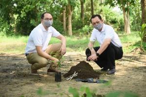 """""""โครงการ Forest for Life สร้างป่าสร้างชีวิต"""" มอบกล้าไม้เพื่อสร้างพื้นที่สีเขียว 1,000,000 ต้น"""