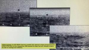 ใช่หรือไม่! แพร่คลิปหลุดเหตุการณ์จริง UFO เผชิญหน้าเรือกองทัพสหรัฐฯ ปี 2019 (ชมวิดีโอ)