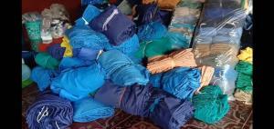 โควิดระบาดตลาดนัดปิด-รถเร่หาย อุตฯ ครัวเรือนผลิตเสื้อผ้าแพร่ตายสนิท