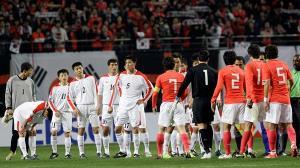 """""""เกาหลีเหนือ"""" ถอนทีมคัดบอลโลก หวั่นภัยโรคระบาด """"โควิด-19"""""""