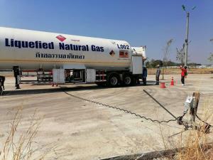 ส่งออก LNG ไปกัมพูชาได้สำเร็จ! ปตท. สานต่อภารกิจ ผลักดันไทยให้เป็น LNG Hub แห่งอาเซียน