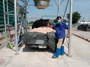 CPF ชูโมเดล รง.แปรรูปไข่บ้านนา นำเปลือกไข่บดจากกระบวนการผลิต หนุนประโยชน์สู่ชุมชน