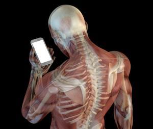 สัญญาณเตือนร่างกายติดสมาร์ทโฟน