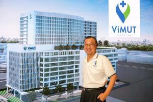 """รพ.วิมุต เปิดบริการเต็มรูปแบบ พร้อมรับลงทะเบียนฉีดวัคซีน เล็งเปิดจอง """"โมเดอร์นา"""" ที่คาดเข้าไทยตุลาคมนี้"""