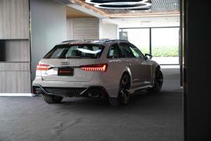 อาวดี้ เปิด Audi RS 6 Avant  600 แรงม้าเคาะราคา 9,890,000บาท
