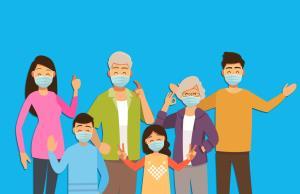 ดูแลผู้สูงอายุให้ปลอดภัยจากโรคโควิด-19