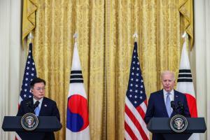 สหรัฐฯ ประกาศฉีดวัคซีนป้องกันโควิด-19 ให้ 'ทหารเกาหลีใต้'  550,000 นาย