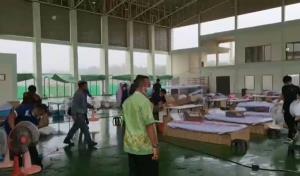 โควิด-19 ชายแดนสระแก้วยังน่าห่วง พบคนไทยทำงานในกาสิโนกัมพูชาติดเชื้อเพิ่มขึ้นเรื่อยๆ