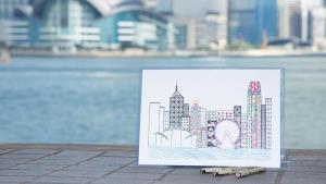 """เสพศิลป์ทิพย์ที่ฮ่องกง ผ่านเวิร์คช็อป """"Sip Back & Sketch""""...จิบชา ผ่อนกายาข้ามประเทศ"""