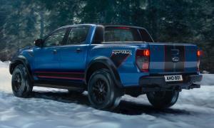 Ford Ranger Raptor Special Edition ใหม่ ตกแต่งเน้นโหดกว่าเดิมที่ยุโรป