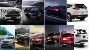 เจาะสเปค PPV-SUV รุ่นเริ่มต้น MY2021 ตัวเลือกครอบครัวงบน้อย คบใครดี
