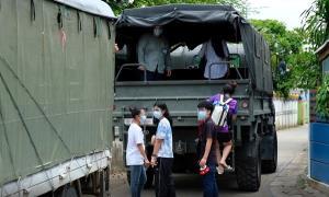 เร่งติดตามผู้ติดเชื้อโควิด-19 ทั่วเพชรบุรีกลับโรงพยาบาลสนาม