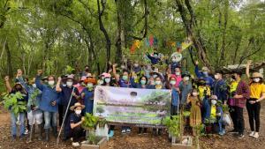 พช.มหาสารคามร่วมใจปลูกต้นไม้-ปลูกป่า สืบสานสู่ 100 ล้านต้น วันต้นไม้ประจำปีของชาติ