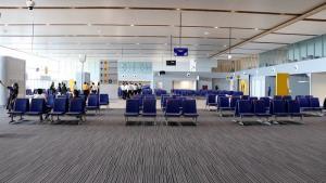 อาคารผู้โดยสารหลังใหม่งบ 2,000 ล้านสนามบินขอนแก่นพร้อมเปิดใช้งาน ส.ค.นี้