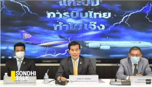 """[คำต่อคำ]SONDHI TALK : ประชาชนฝากถึงนายกฯ คอยวัคซีนอยู่ - ทำไมนักเรียนไทยไม่ได้วีซ่า กลับไปเรียนที่ """"จีน"""" เบื้องลึกคืออะไร? - """"การบินไทย"""" แผนฟื้นฟูมโนรอวันเจ๊ง"""