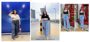 """จากแผงขายเสื้อผ้าตลาดนัด สู่ ผู้ค้ากางเกงยีนส์สาวอวบ """"ประกายทับทิม"""" รายได้ปีละ 200 ล้านบาท"""