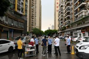 จีนเร่งคุมคลัสเตอร์โควิดใน 'กวางตุ้ง' หลังยอดติดเชื้อพุ่งวันเดียว 20 ราย
