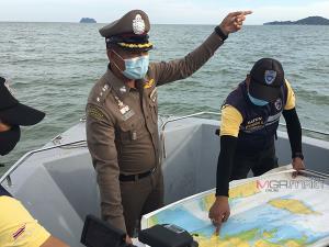 เปิดเกมรุก! สตูลปกป้องชายแดนตรวจเรือต้องสงสัย ลาดตระเวนช่องทางธรรมชาติเข้ม