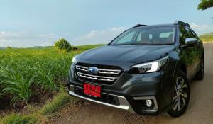 Subaru Outback  ขับหนึบ EyeSight สุดไฮเทค