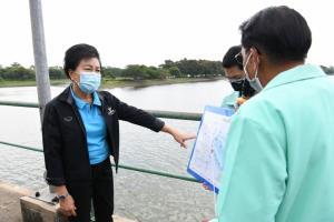 ปลัดฯ กทม. ตรวจระบบระบายน้ำ เตรียมความพร้อมรองรับสถานการณ์ฝน